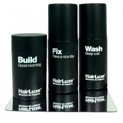 HairLuxe Fibre Set